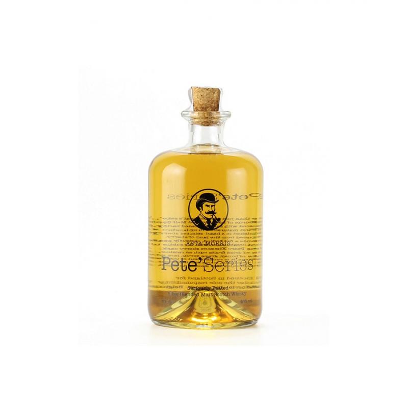 Asta Morris Pete'series vatted Islay Malt on Px whisky