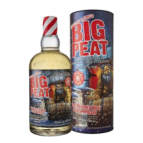 Big Peat Christmas Edition 2018 D. Laing