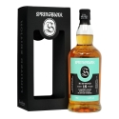 Springbank 15 ans Rum Wood Finish