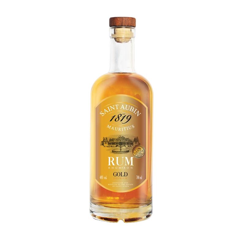 Saint Aubin Premium Gold rum