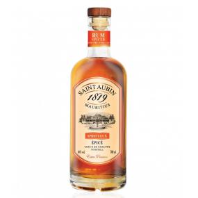 Saint Aubin Extra Premium Spirits Spiced