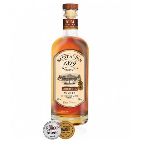 Saint Aubin Extra Premium Spirits Vanilla