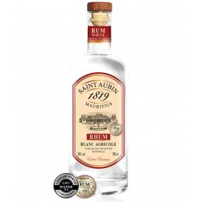 Saint Aubin Extra Premium White Rum 50%