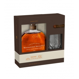 Woodford Reserve + 1 verre