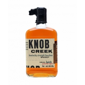 Knob Creek patiently aged whisky Bourbon