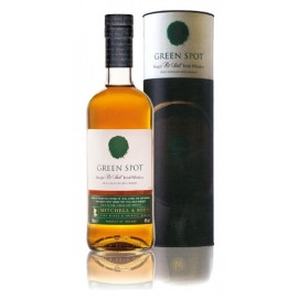 GREEN SPOT Single Pot Still Irish Triple Distilled Whiskey