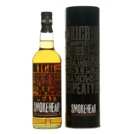 SMOKEHEAD Very Young Whisky